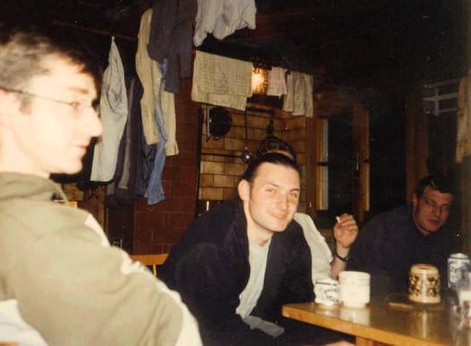 Hüttenfest Nov 2001